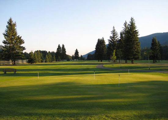 Mountain Meadows Golf Course