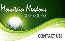 Mountain Meadows Golf Course Logo